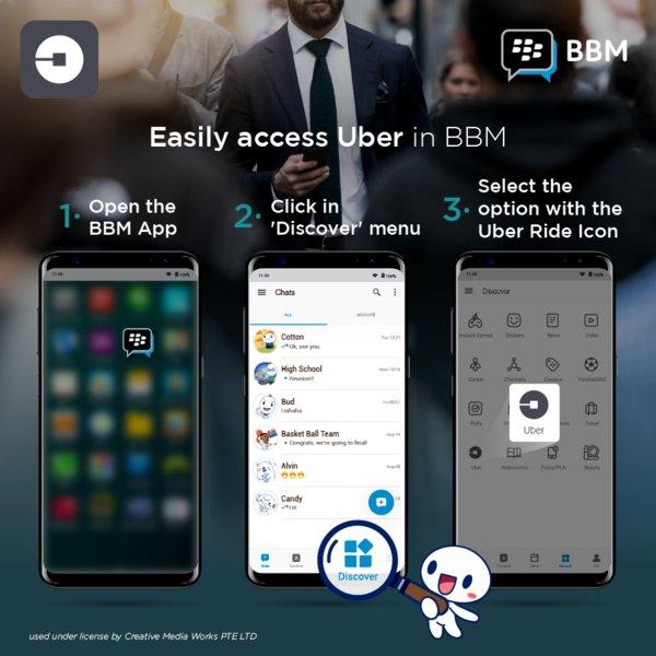 DRUTPpaUQAAWwnm - اطلب سيارة اوبر مباشرة الآن من خلال تطبيق الدردشة BBM المقدم من بلاك بيري