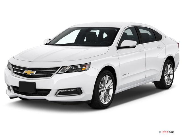 2019 chevrolet impala angularfront - سيارات شفرولية المقبولة في أوبر Chevrolet
